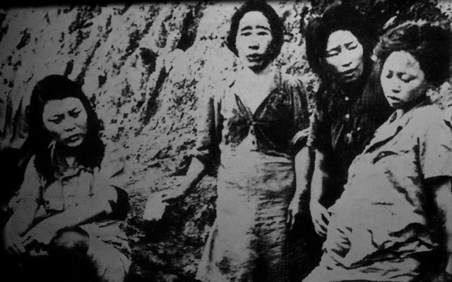 "The Japanese use of ""comfort women"" during World War II was essentially the abduction and rape of women from China, Korea and other Asian countries."