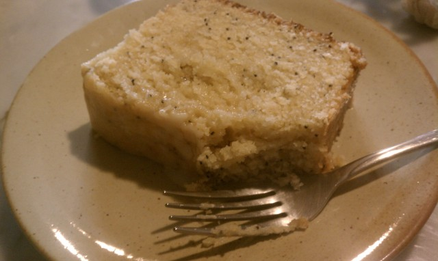 lemon poundcake