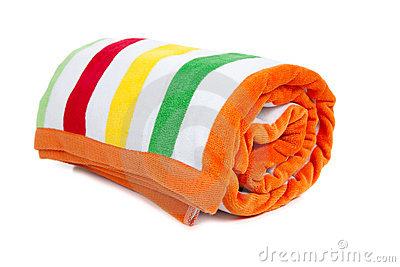 Blue Beach Towel Clip Art at Clker.com - vector clip art ...  |Beach Towel Clipart